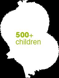 500+ Children